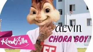 PARÓDIA MC Rodolfinho - Chora Boy (KondZilla) Alvim e os Esquilos