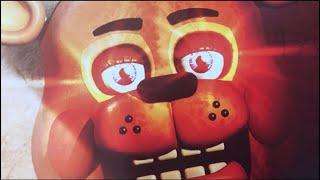 FNAF Poster CALENDAR All Animatronics by Rockstar Bonnie