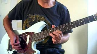 Silverchair - Leave me out - guitar - cover -