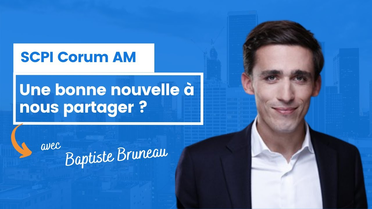 Une bonne nouvelle à nous partager ? - Baptiste Bruneau