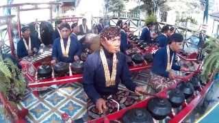 Gending penyambutan tamu di Kraton Yogyakarta width=