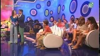 Entrevista Esperanza Garrido- gala 2 juniors copla