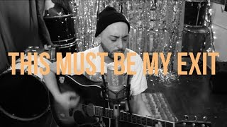 """This Must Be My Exit"", Oso Oso / Bomb Shelter Sessions 2016"