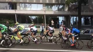 Tour of Croatia, day 4, group 3 in Rijeka