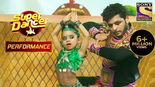 Rupsa और Nishant के Belly Dance Performance ने जीता गीता माँ का दिल | Super Dancer Chapter 3