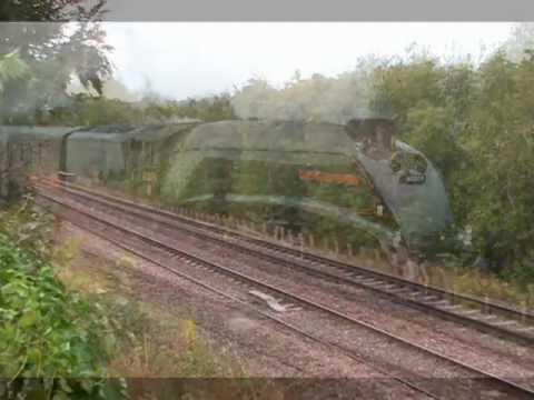 60009 on the Scarborough Flyer 14/9/12