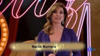 Mariló Montero espectacular en Nochevieja