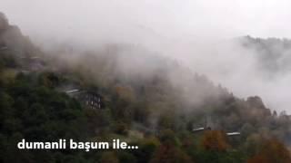 Oy Duman Dolu Dağlar