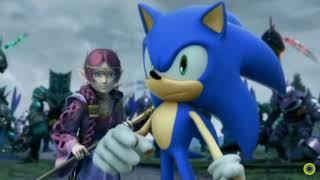 Sonic The Hedgehog|Believer(kascade remix){GMV}
