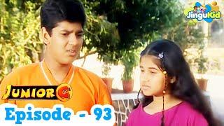 Junior G - Episode 93 width=