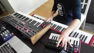 GLASYS - Game of Thrones Theme on Synths