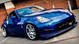 Blue Thunderbird - Nissan 350z