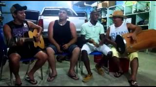 Samba no barracão
