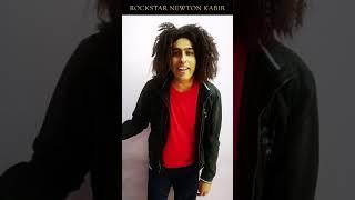 Phoolon Ka Taaron Ka | Rockstar Newton Kabir | Karaoke