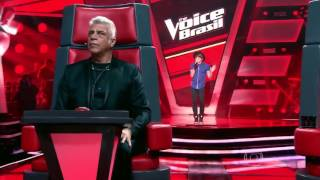 Kassyano Lopez canta 'Super Bass' no The Voice Brasil - Audições | 4ª Temporada