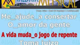 Toma Juízo   Zezé Di Camargo & Luciano   karaoke