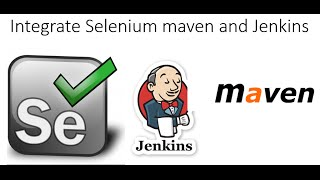Integration of Selenium Webdriver with Maven and Jenkins