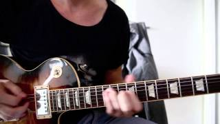 Mastodon - Black Tongue (guitar cover)