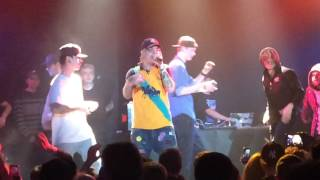 Logic x Gumbu Čísla gudlack tour 2016 Brno fléda