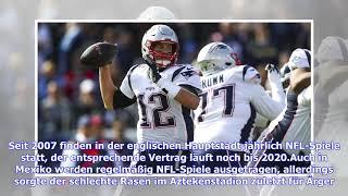 NFL: New England Patriots wollen Spiel in Deutschland austragen