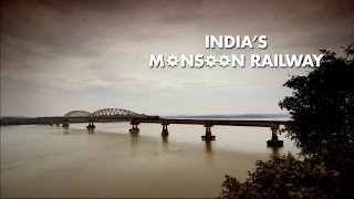 Chris Tarrant: Extreme Railways - India's Monsoon Railway (Episode trailer HD)