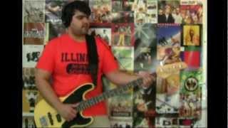 Charlie Brown Jr. - Champanhe e Água Benta (Cover Baixo/Bass com TABs)