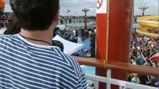 311 Live Freak Out Caribbean Cruise III 3/2013 Crowd Reaction Video!