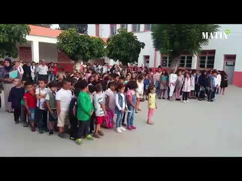 Video : Les enfants reprennent le chemin de l'école