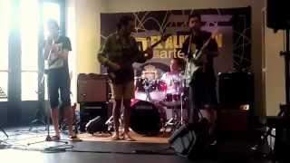 Dando y Perdiendo band cover (con Fuentes y Oscar)