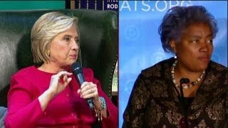 Why did Donna Brazile turn on Hillary Clinton?