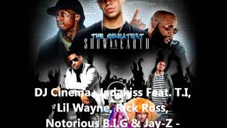 DJ Cinema [Jadakiss Feat. T.I., Lil Wayne, Rick Ross, Jay-Z & The Notorious B.I.G - Rocky 2]