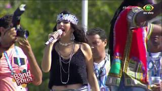 Saulo homenageia Edson Gomes e a pipoca faz coro incrível