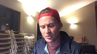 'Mad World' Gary Jules - Cover by Steve Broad