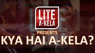 Kya Hai A-kela? - Official Channel Trailer | Boom-ing 2015 width=