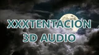XXXTENTACION (3D AUDIO) - MOONLIGHT (Wear Headphones/Earphones)