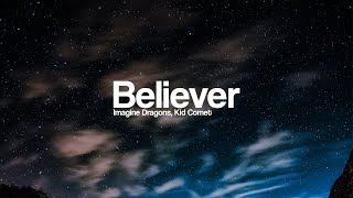 Imagine Dragons - Believer (Remix) [Bass Boosted]