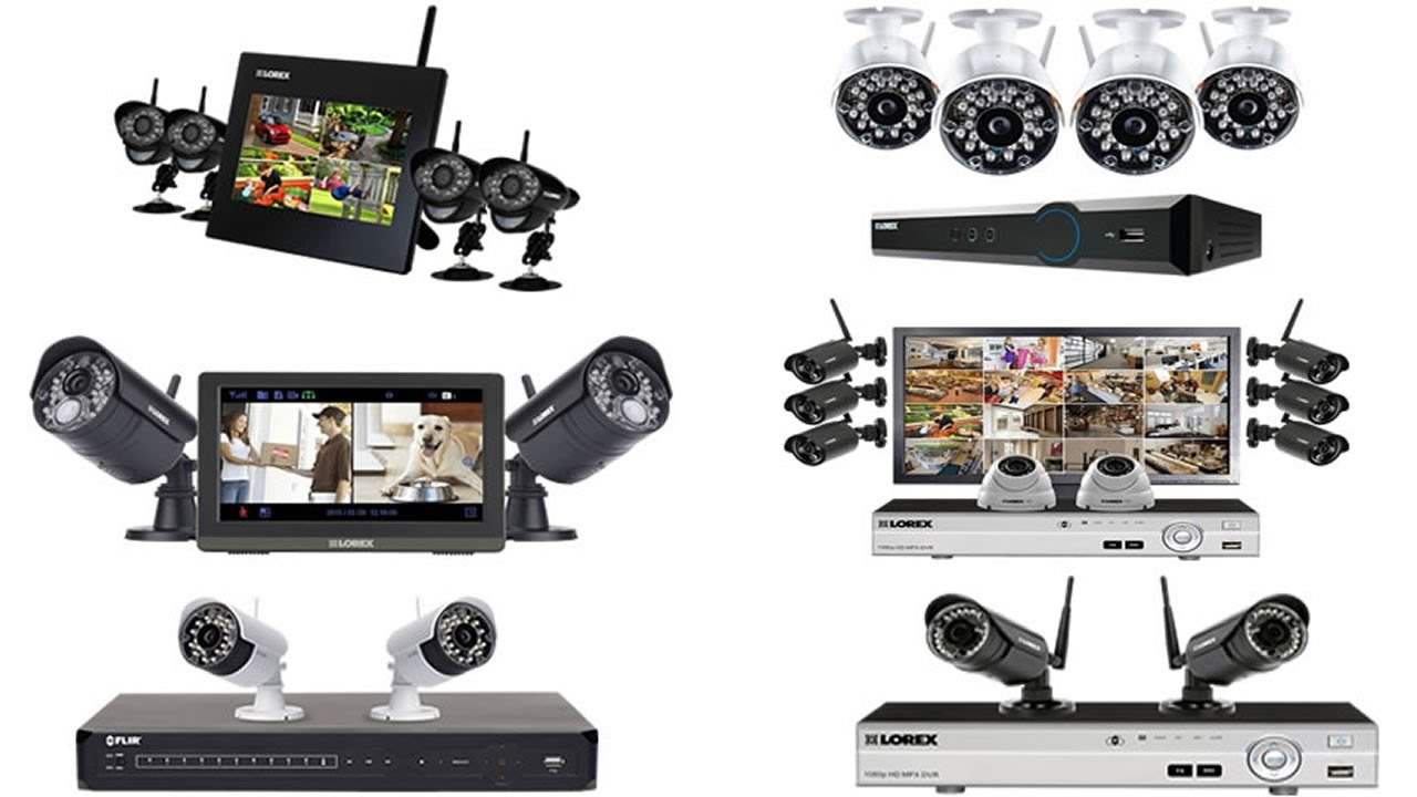 Wireless Home Security Camera Systems Burleson TX 76028