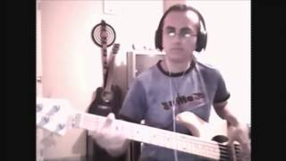 Grease - You're the one that I want Cover Bass