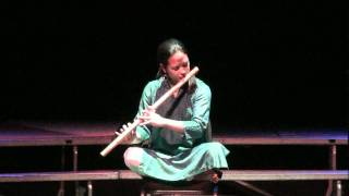 Rag Kumbhaj composed by Binay Krishna Baral, performed by  Karen Aoki