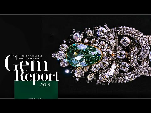 "Top 10 | Famous and Historical Diamonds in the World from the Land of Diamond ""Golconda"""