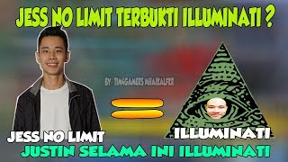 JESS NO LIMIT TERBUKTI ILLUMINATI ?