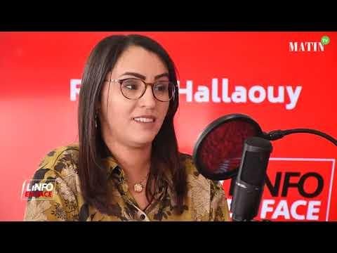 Video : L'Info en Face : La parole aux jeunes avec Lamia Housni