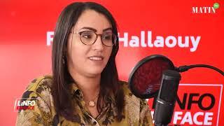L'Info en Face : La parole aux jeunes avec Lamia Housni