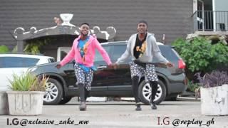 Shatta wale kpuu kpaa mix official dance video by @Teamalphadancecrew (Replay Gh & Xcluzive Zake)