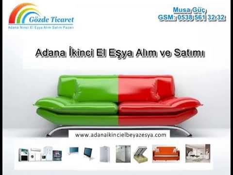 Adana Kocavezir İkinci 2.El Beyaz Eşya 05385613232