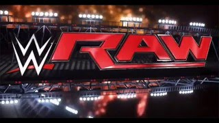 WWE Raw 2016 Theme Song (Tv intro Edit + Music)