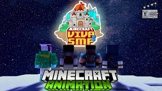 4Brother di Viva Smp 3 | Minecraft Animation
