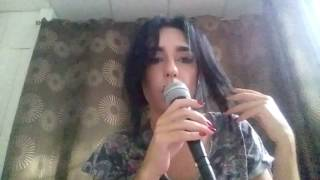 Sera - Sin Bandera (Cover by Dina)