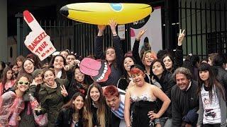 Miley Cyrus en Argentina