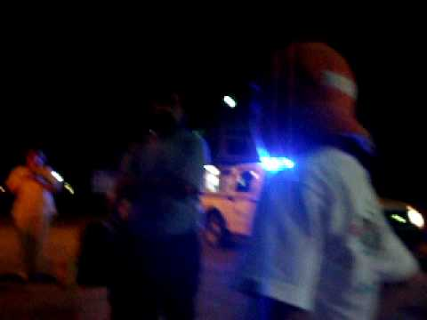 The Police Searches our bus in Ecuador